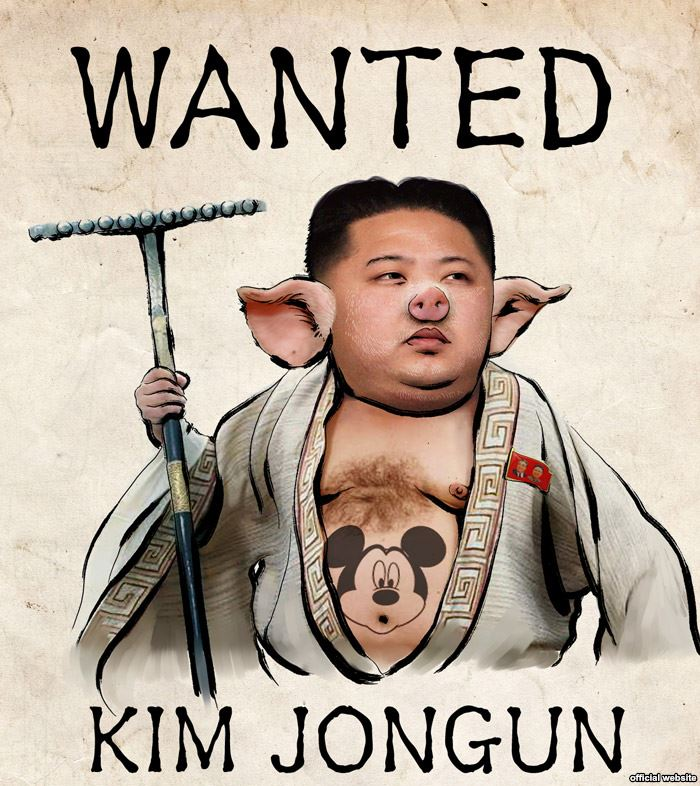 韩国金三胖头像图片